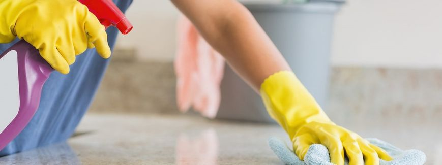 поддерживающая уборка квартиры