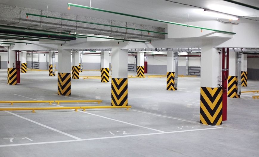 уборка паркинга цены