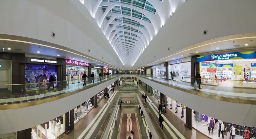 уборка торговых центров цена