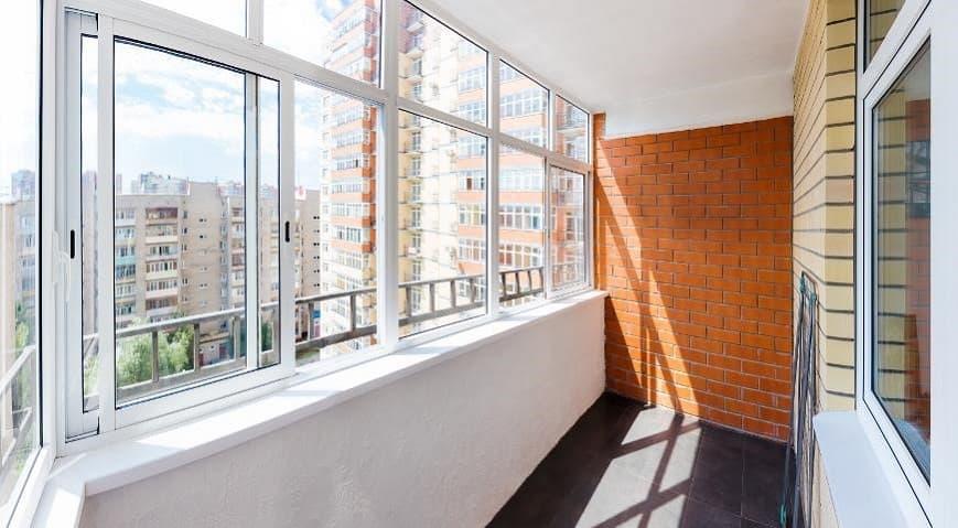 Мытьё балконов цена