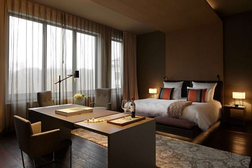 Уборка помещений гостиницы