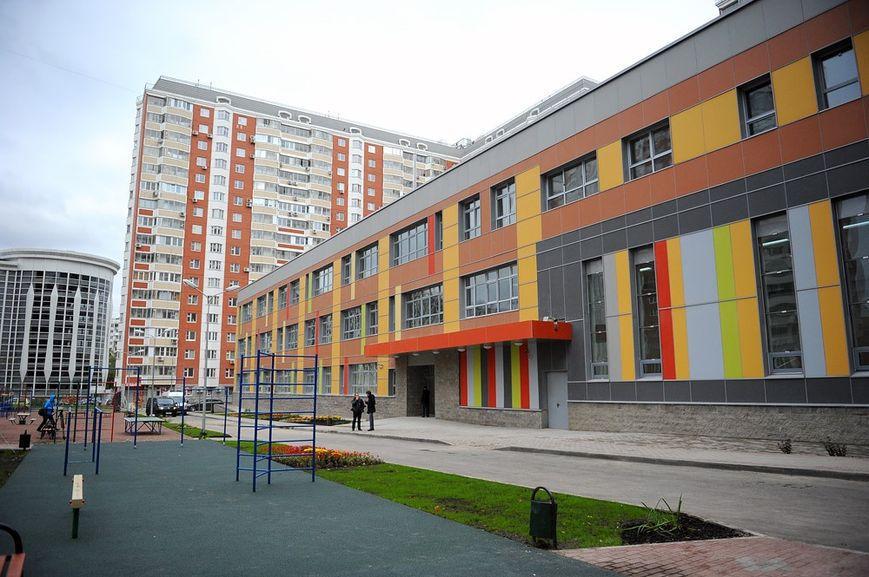 Уборка школ